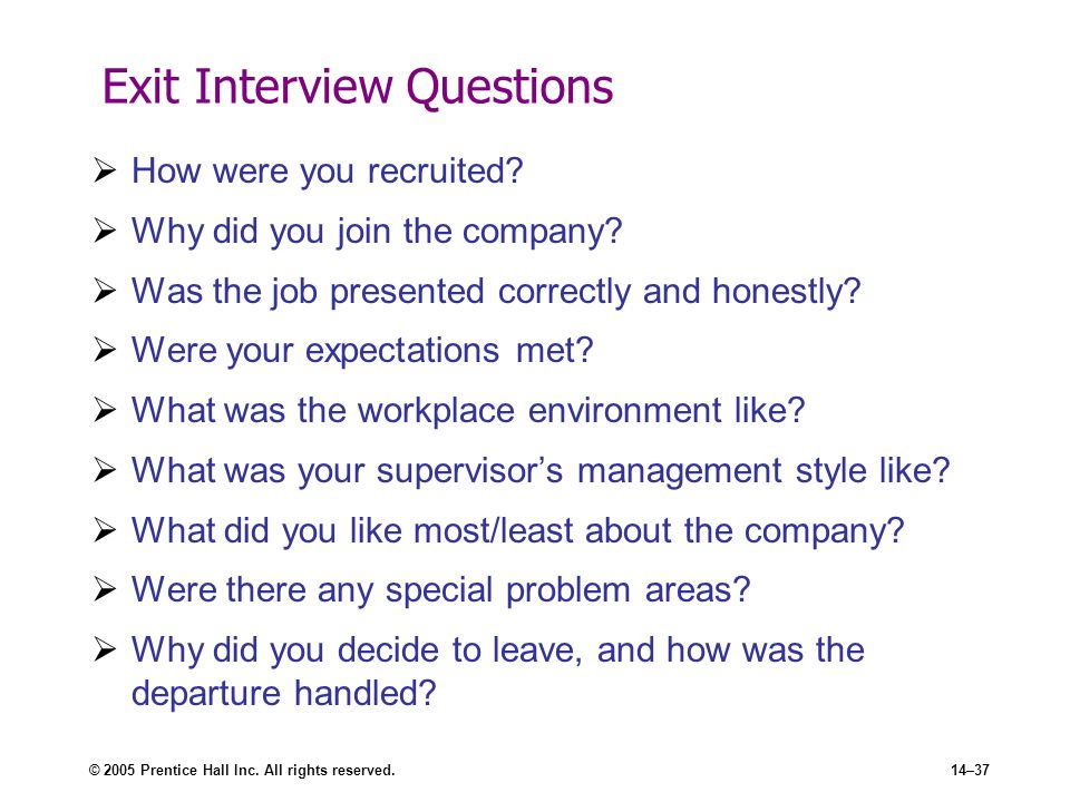 Smart Answers to Common Interview Questions