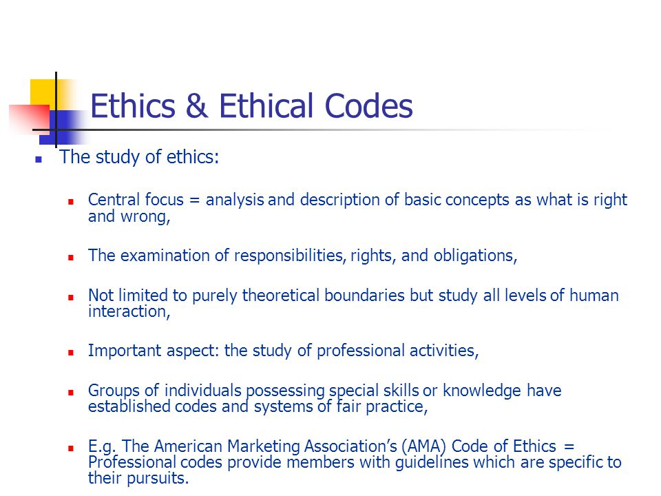 an analysis of ethics Applied ethics is the branch of ethics which consists of the analysis of specific, controversial moral issues such as abortion, animal rights, or euthanasia.