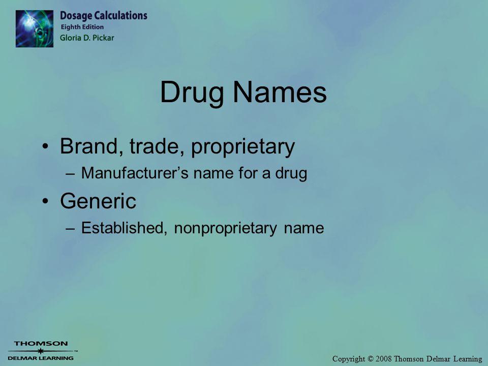 compare generic
