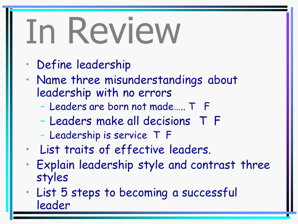the leadership style of an effective leader in a successful company How to change your management style:  your style to become a more effective leader  connect with the company through their successful 2010.