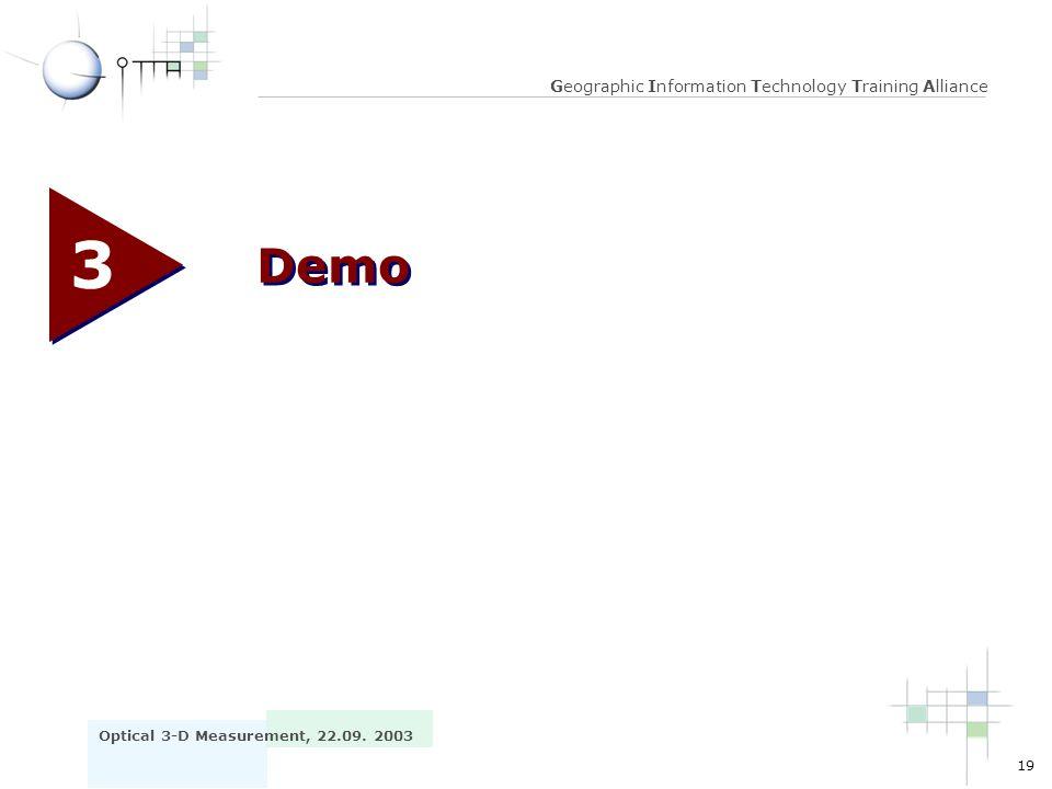 3 Demo