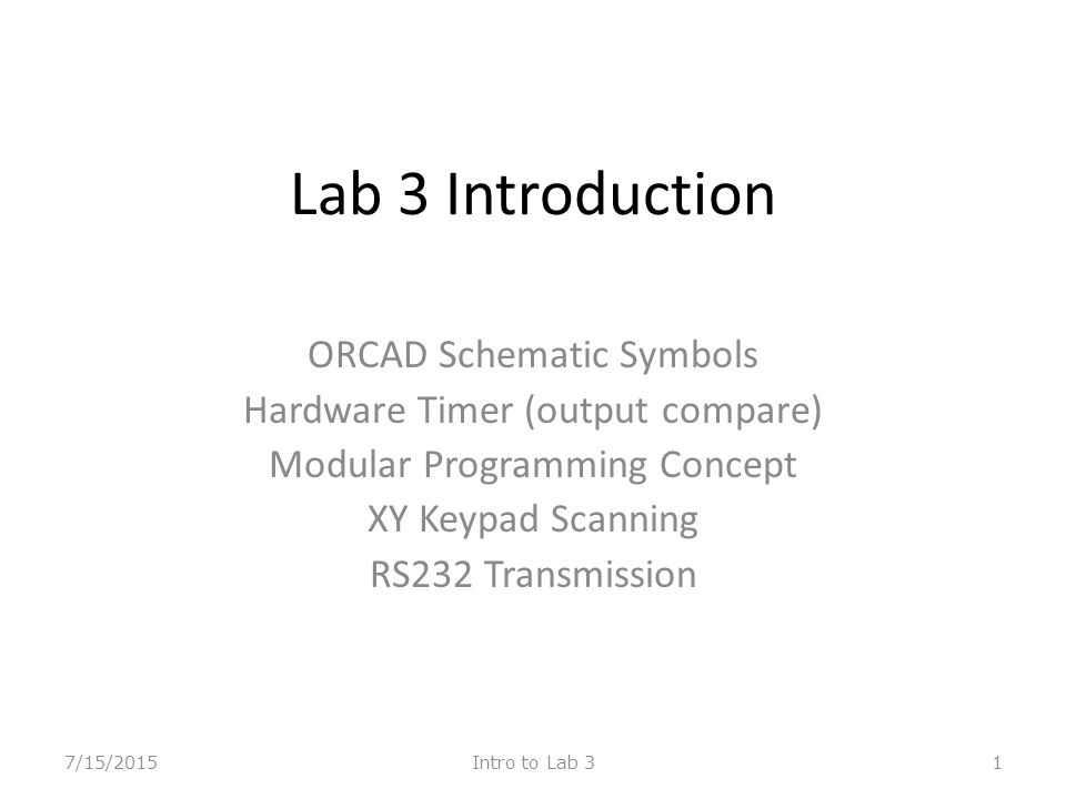 lab 3 introduction on to the Lab 3 appendices: data sheets and curve tracer operation note: you can check out and keep the portable breadboards, vb-106 or vb-108, from the 111-lab for yourself ( only one each please) this is the first of three labs on basic semiconductor components.