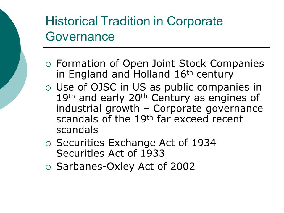 corporate governance and financial scandals in india Corporate governance and accounting scandals  set of corporate governance rules that apply to most companies with stock  of director composition and financial .