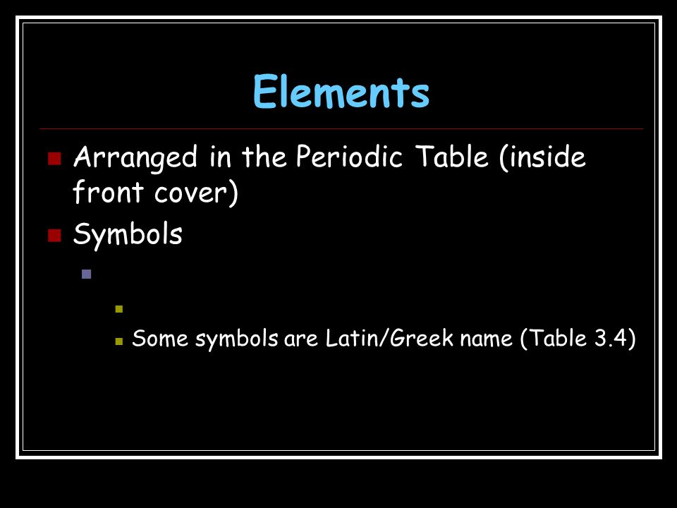 periodic table latin and greek names images periodic table and periodic table latin and greek names - Periodic Table Of Elements Greek Names