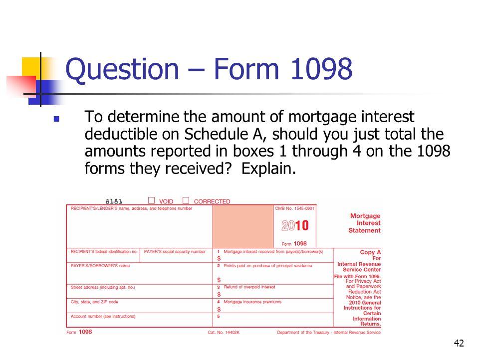 Mortgage Interest Deduction Ppt Video Online Download
