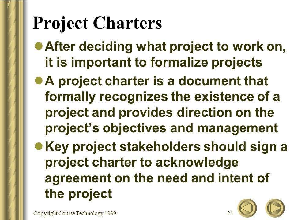 How to Write a Quick and Easy Project Charter That Contains 8 Essential Elements