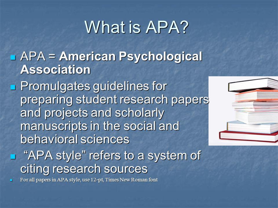 APA Documentation Tutorial - ppt video online download