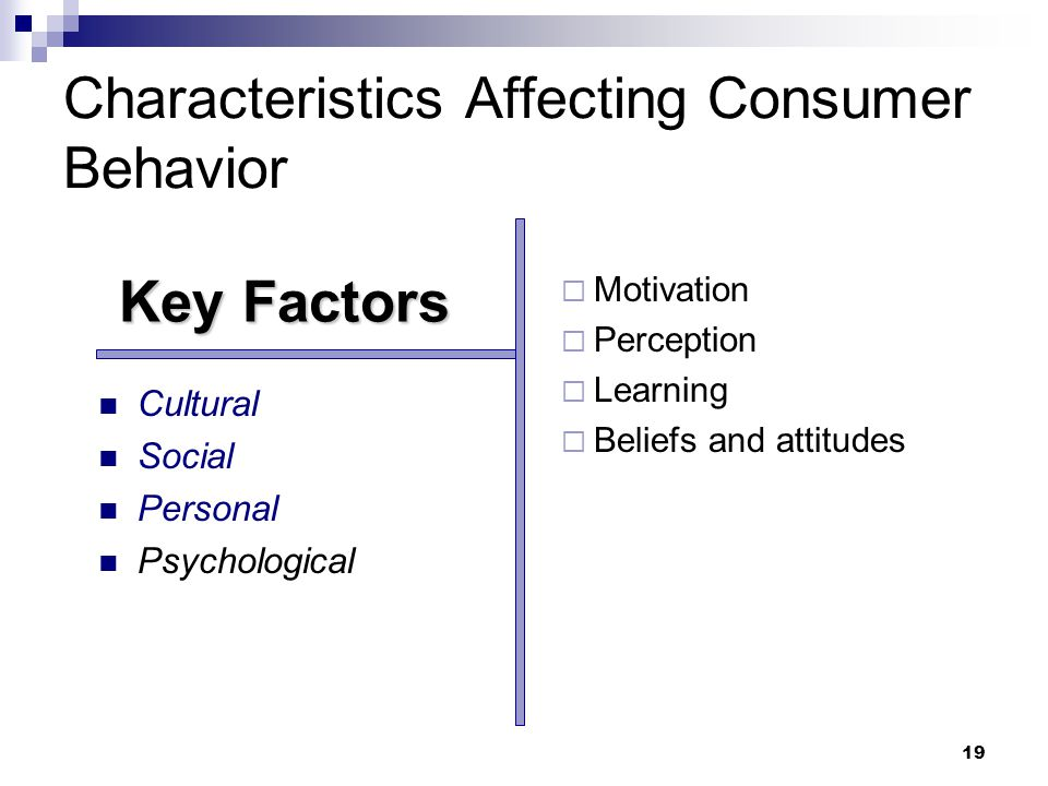 motivation as a key factor in learning Two-factor theory: herzberg's two factor theory, also known as the motivation-hygiene theory, was derived from a study designed to test the concept that people have.