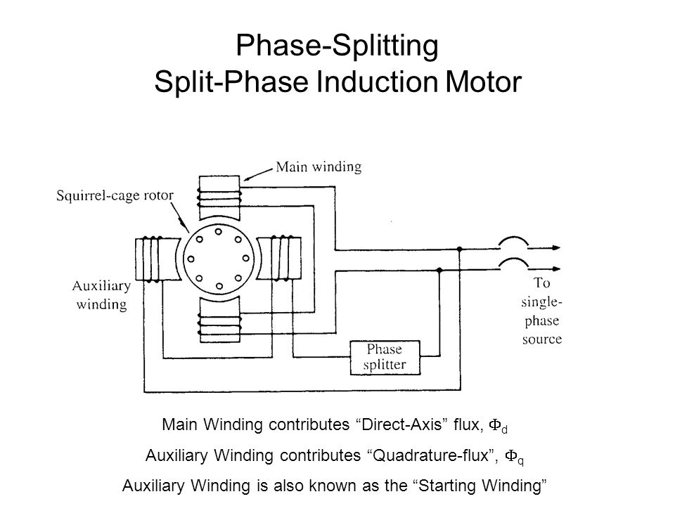 Applications of Polyphase Cage Rotor Induction Motors