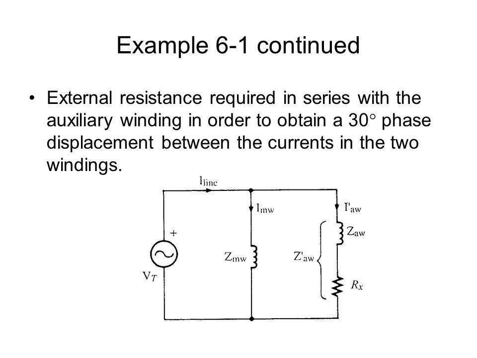 3 phase induction motor resistance 28 images 3 phase for Three phase motor winding formula