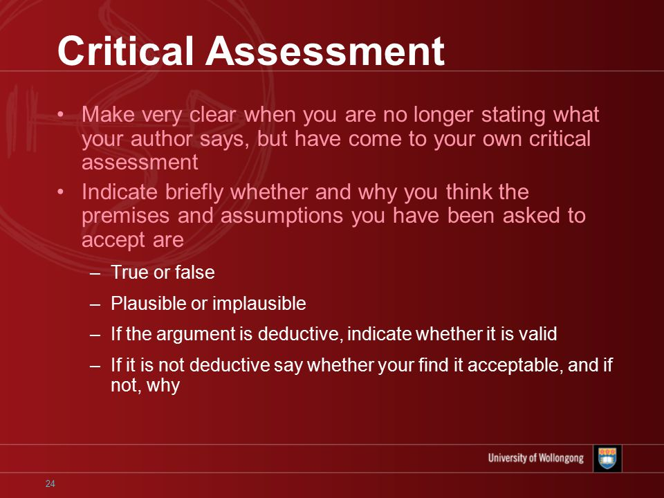 critical assessment Training and development planning & evaluating  needs assessment based on the alignment of critical behaviors with a clear agency mission will account for.