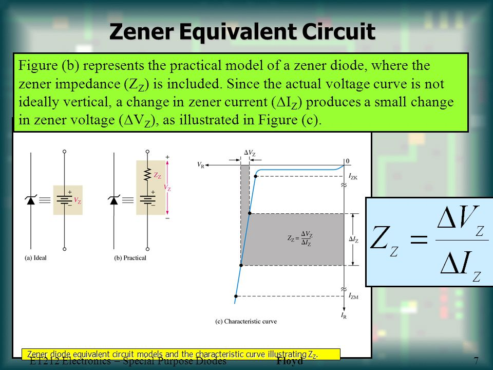 Single diode equivalent circuit models