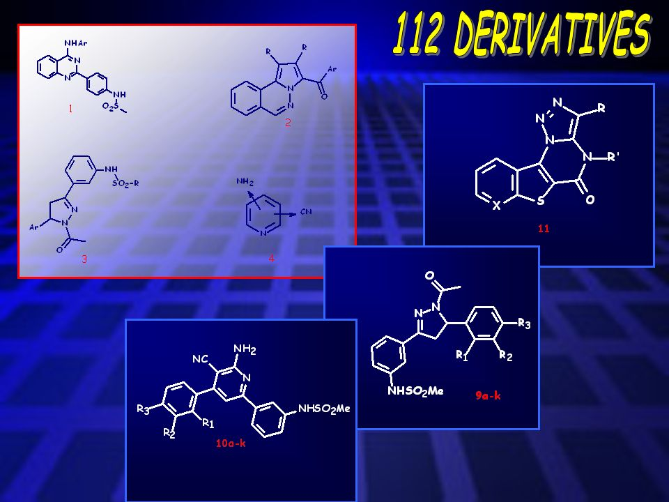 112 DERIVATIVES