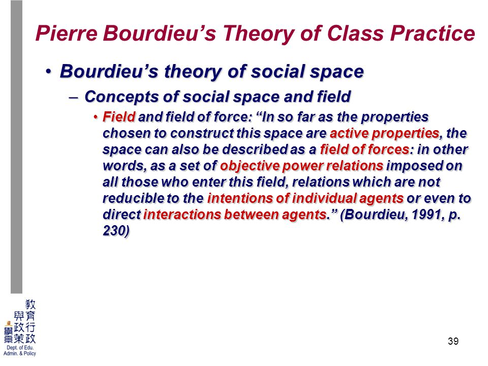 bourdieu theory of practice pdf