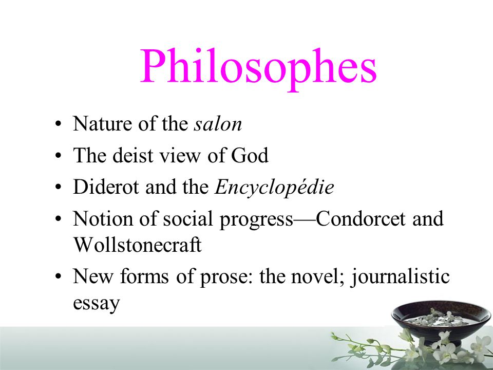 condorcet essay on progress Human progress essay shawn whitiak perspectives on human progress although condorcet and thoreau were both considered critics of their times, they presented their beliefs from different perspectives, as they were alive during different time periods.