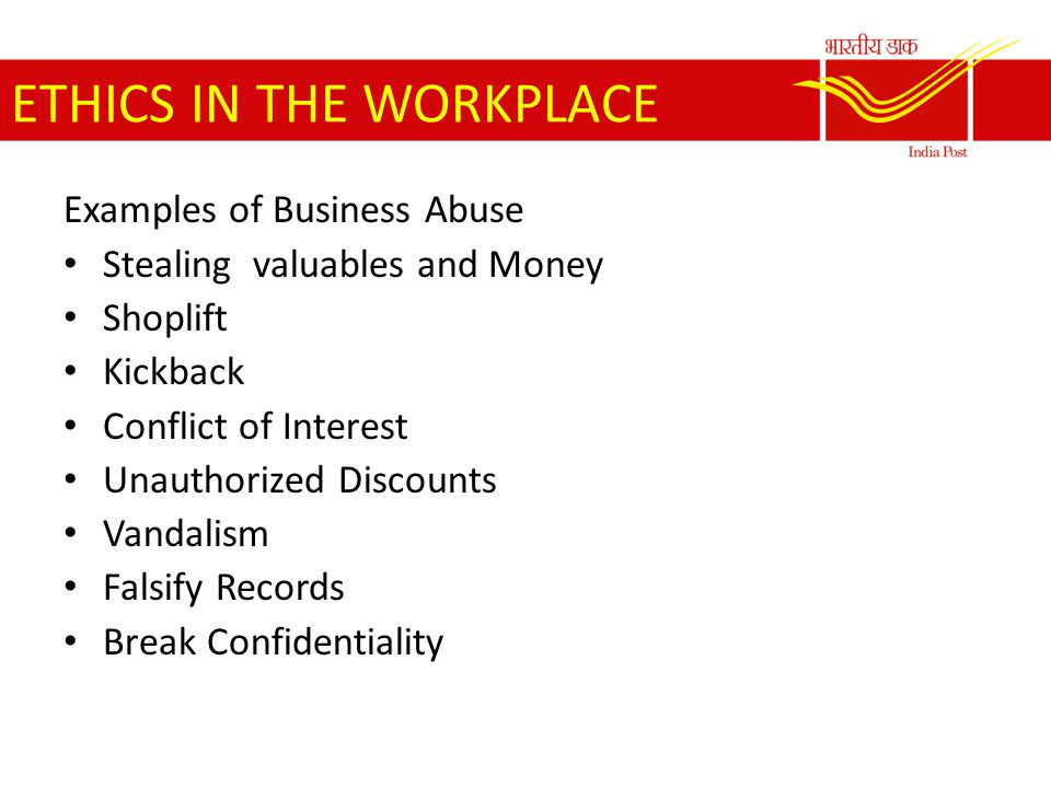 Conflict of interest dating in the workplace