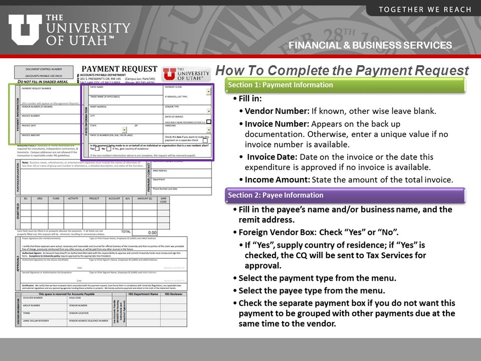 Expense Receipts App Word Procurement  Payment Summary  Ppt Video Online Download Free Rental Invoice Template Word with Journeys Return Policy Without Receipt Pdf  How To Complete The Payment Request Sevis Fee Receipt