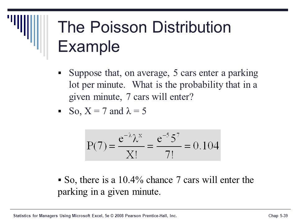 how to use poisson distribution table