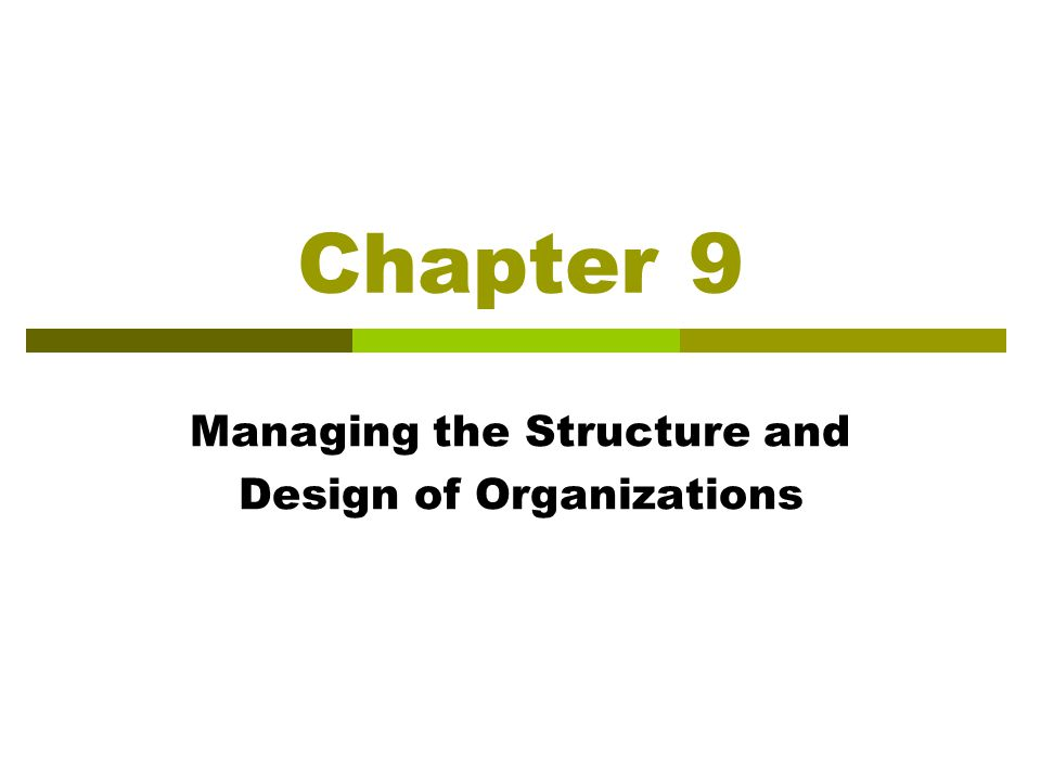 managing in organizations Effective change management requires five change management plans learn what they are and how they facilitate change on an individual and organizational level.
