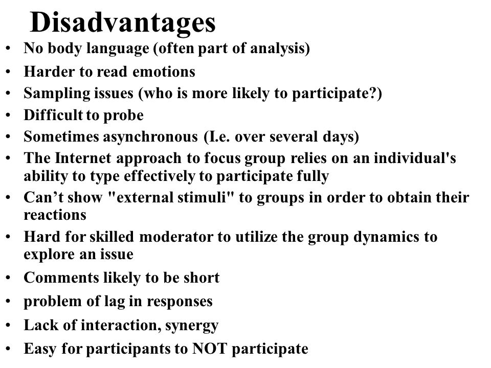 disadvantage of body language Advantages and disadvantages of non-verbal communication advantages or functions or importance of non-verbal communication:  words or language which.