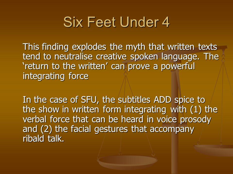 Six Feet Under 4