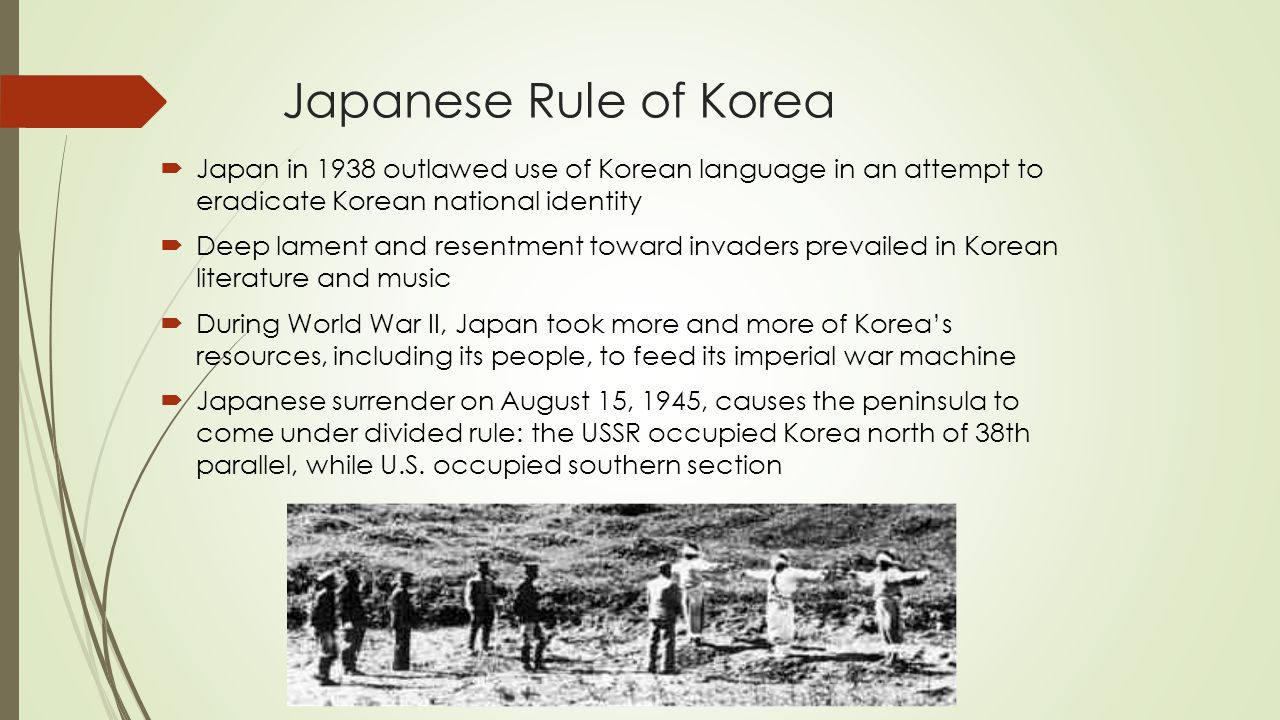 Korea under Japanese rule
