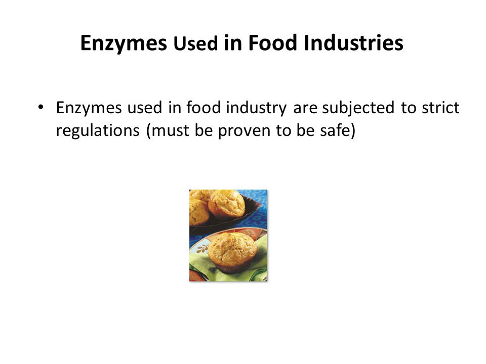 enzymes in food production Baking enzymes from dsm are processing aids that enable bakers and millers to produce a better product, naturally, more efficiently and consistently.