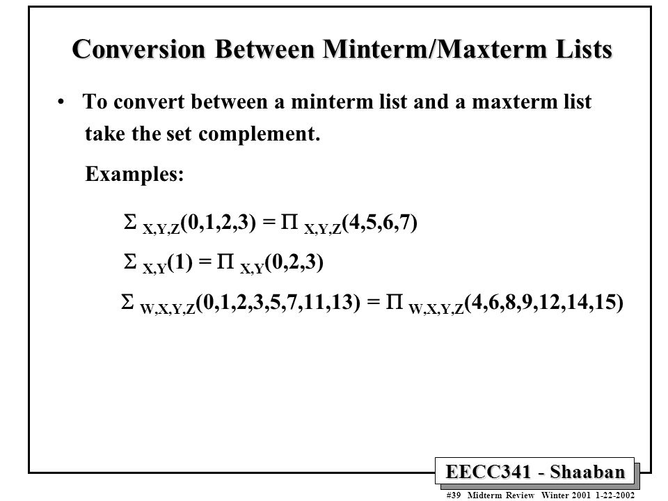 conversion between number systems