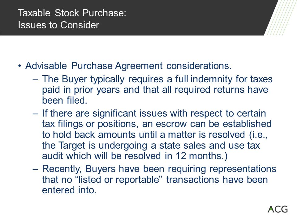 Stock Purchase Agreement Stock Purchase Agreement Template