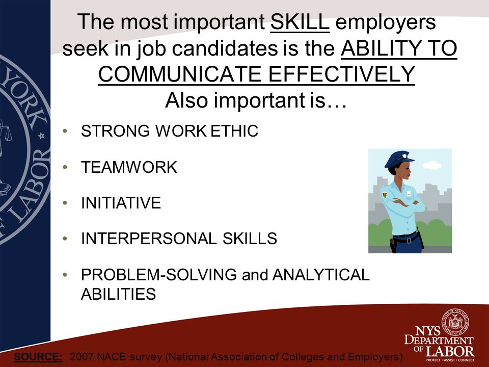 What Students Need to Know About the Job Market ppt download