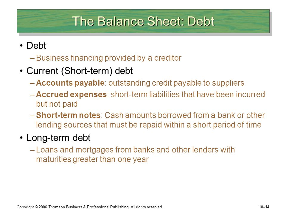 The Financial Plan Part 1 Projecting Financial Requirements ppt – Professional Balance Sheet