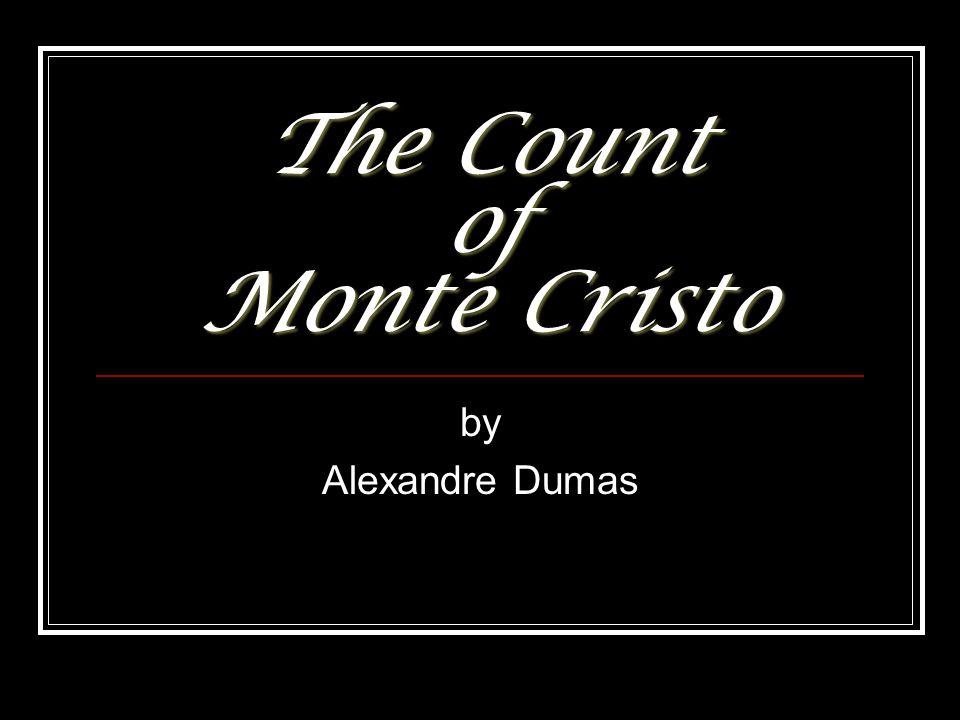 count of monte cristo essay on revenge