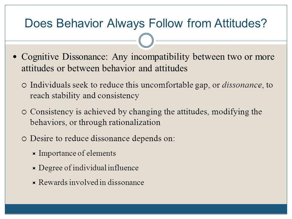 moderators of the attitude behavior relationship memes