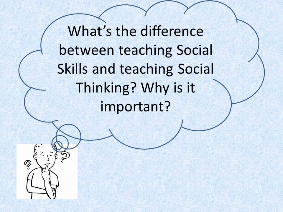 Worksheets For Teaching Social Thinking And Related Skills By