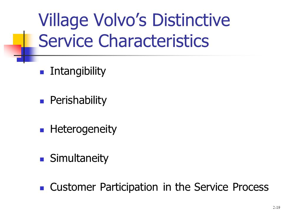 how can village volvo differentiate itself from volvo dealers How volvo lost the plot eric friedman 6 that was a critical difference that was ignored as thousands of people are employed by volvo, and its dealers have.