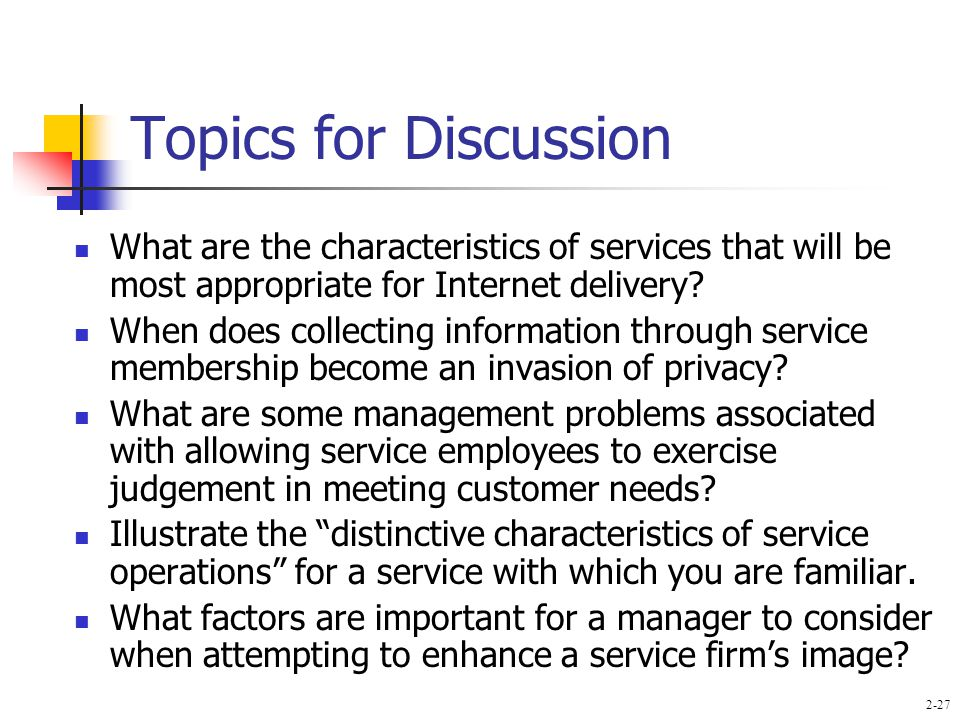 what are the characteristics of services that will be most appropriate for internet delivery Whatever the type of project, it is important that its characteristics are understood and an appropriate management methodology is applied the project management methodology will be a collection of tools and techniques used as a predefined set of inputs to produce predefined set of outputs.