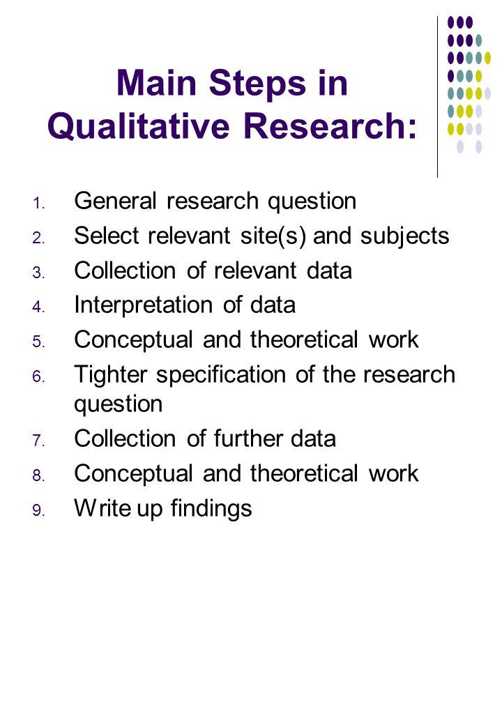 Quantitative Research Paper | How to Write Quantitative ...