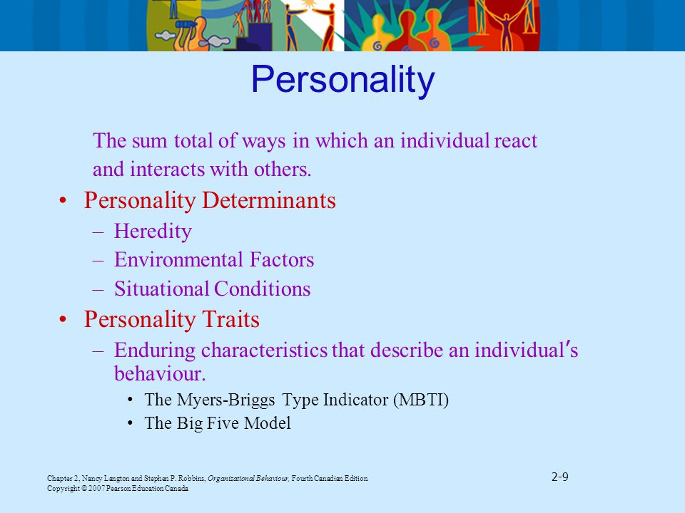 Perception Personality And Emotions Ppt Video Online