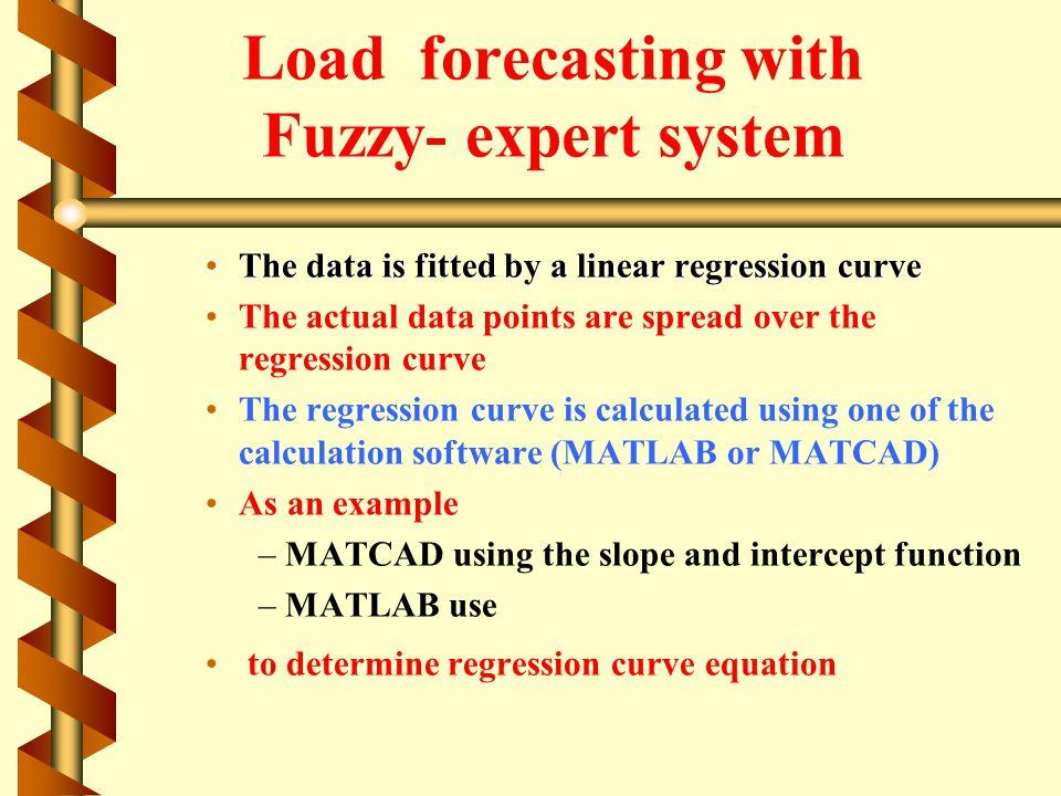 short term load forecasting expert fuzzy logic system ppt  load forecasting fuzzy expert system