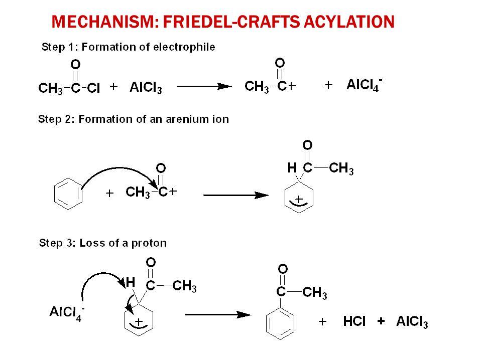 Friedel Crafts Acylation Reagents