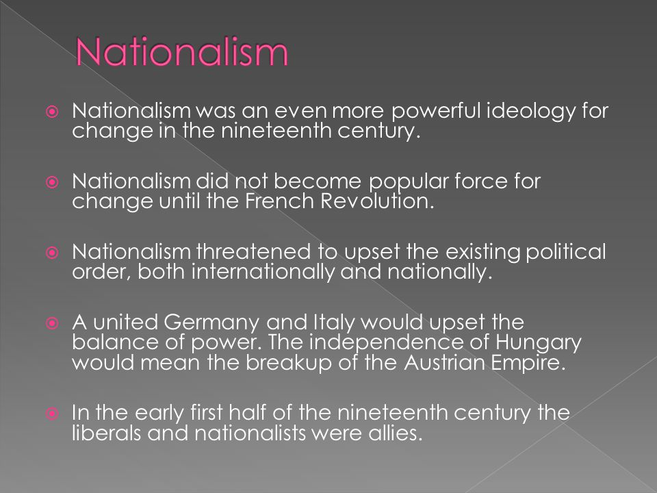 Similarities and dissimilarities between liberalism, nationalism, and socialism Essay Sample