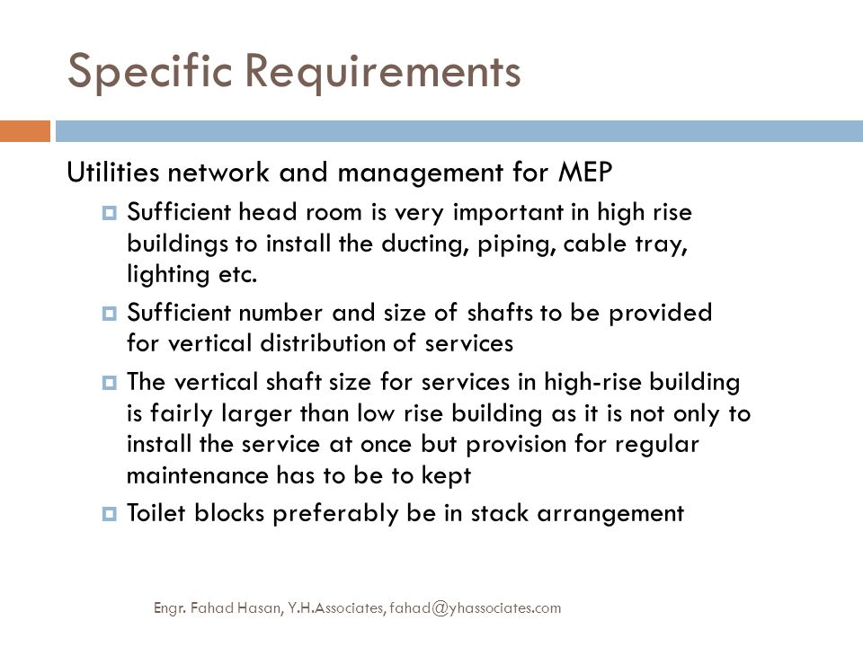 MEP PROVISIONS HIGH RISE COMMERICAL BUILDING- GREEN APPROACH - ppt ...