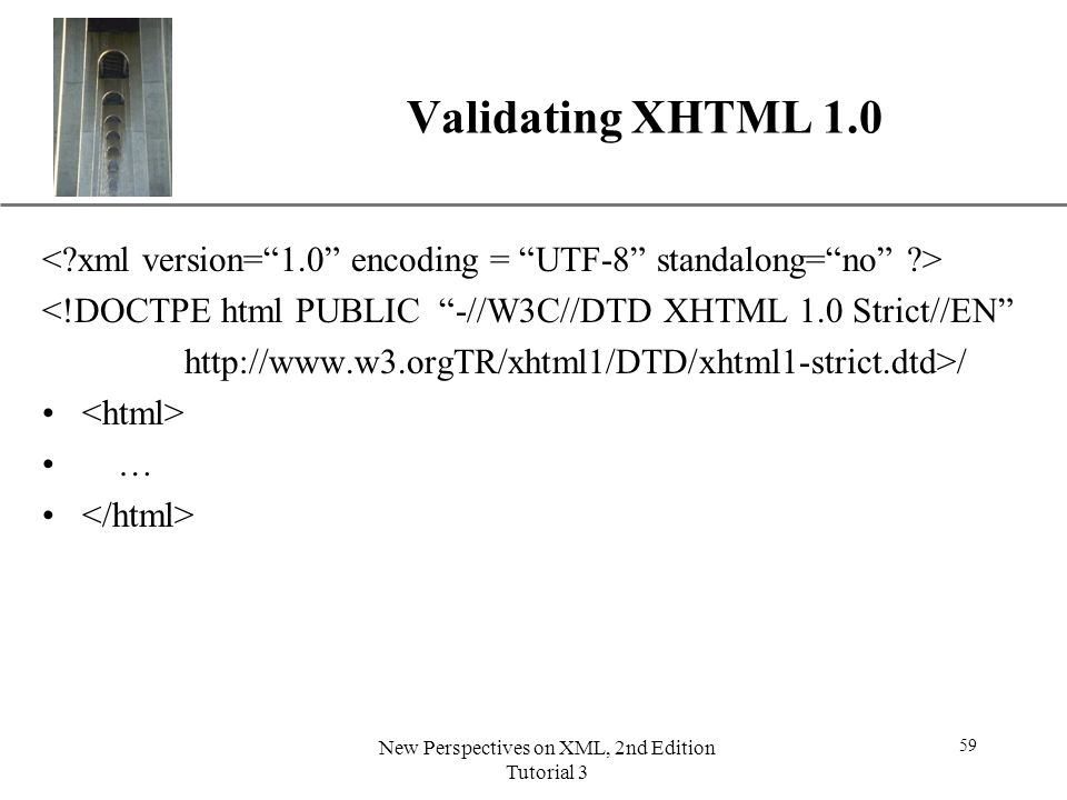 New Perspectives on XML, 2nd Edition
