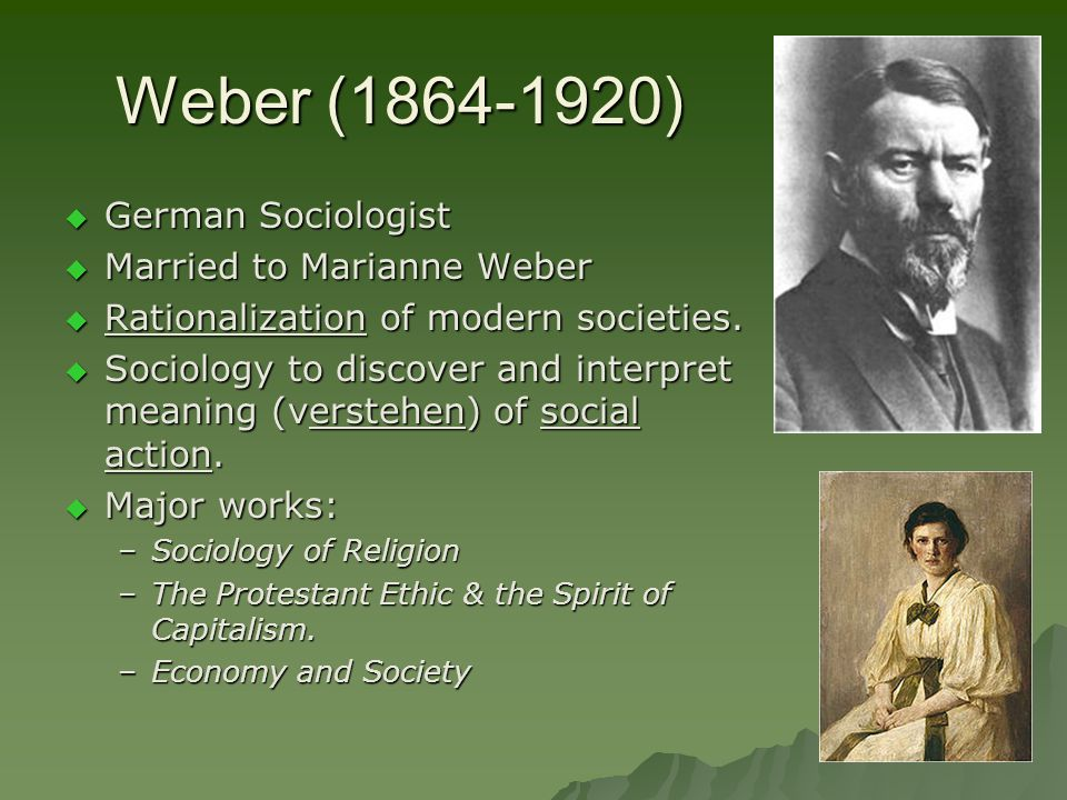 weber sociology of religion pdf