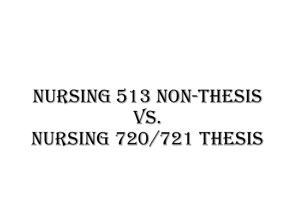 thesis vs non thesis biology The pre-professional non-thesis master of science (ms) degree indiana university-purdue university indianapolis (iupui) school of science department of biology wwwbiologyiupuiedu the department of biology at indiana university-purdue university indianapolis (iupui) offers a unique and.