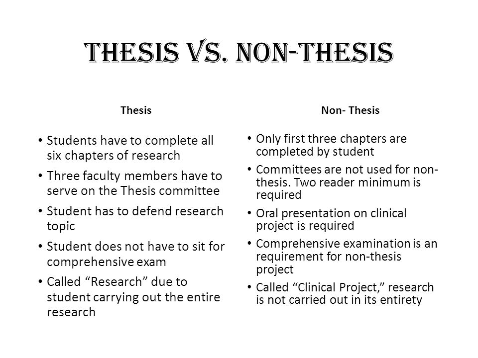 non-thesis option Non thesis option i core courses (6 hours) geog 5014 one from geog 4084, 4354, 5034, or 5314, or substitute an appropriate methods course approved by your advisor ii.