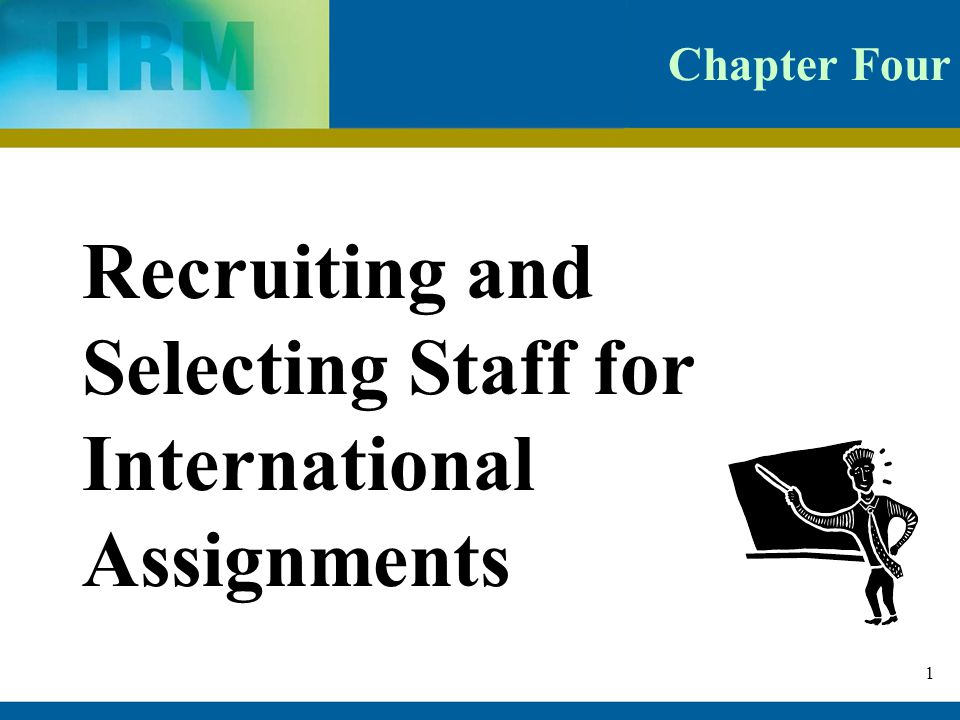 hrm590 recruiting and selecting Hrm 590 week 5 assignment 2 recruiting selection purpose: now that you have a job created, you need to find someone to fill that job the purpose of t.