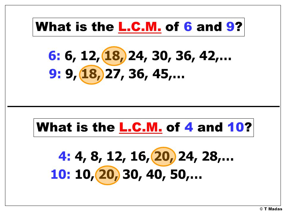Icsepapers Question: Find the LCM of 48, 56 and 72 by Prime ...