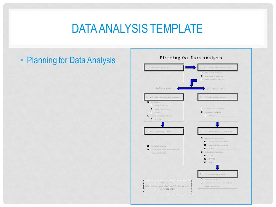 Analyzing Data Chapter   Ppt Video Online Download
