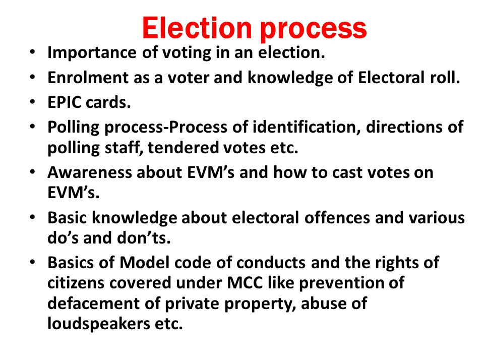 importance of election The importance of elections to a democratic country essay wow voting isn't just important to democracy democracy, human rights and the importance of voting to democracy vermont secretary state as we all know, democracy is defined as a government of the people, for if elections are not held, whoever.